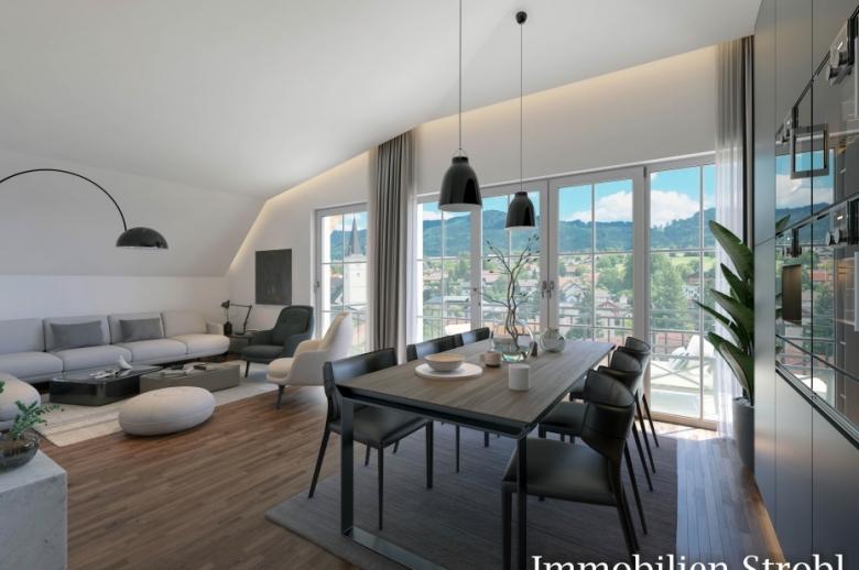 Wohnung im Salzburger Seengebiet