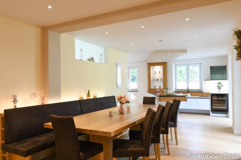 Außergewöhnliches Einfamilienhaus in Altmünster am Traunsee