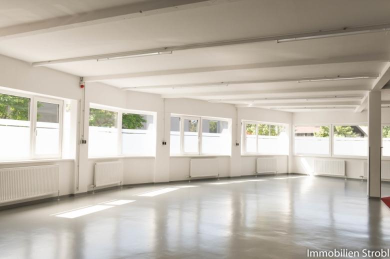 Grosses, modernes Büro und Verkaufsraum in Salzburg-Langiwed.