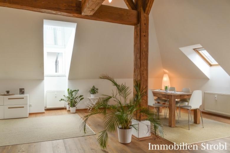 Grosse Loft-Wohnungim Zentrum von Mondsee.