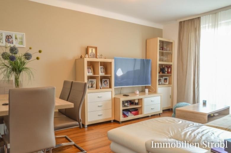 3-Zimmer-Wohnung in der Stadt Salzburg.