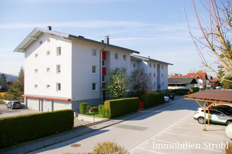 3-Zimmer-Wohnung in Henndorf am Wallersee, nahe der Stadt Salzburg.