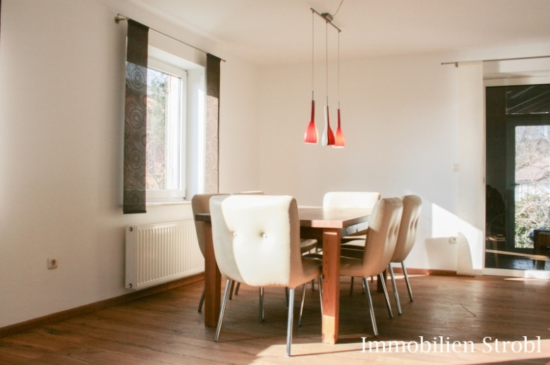 Einfamilienhaus in Mattsee zu mieten.