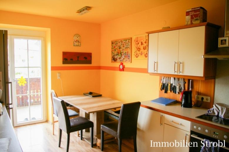 3-Zimmer-Wohnung mit Garten in Berndorf bei Salzburg.