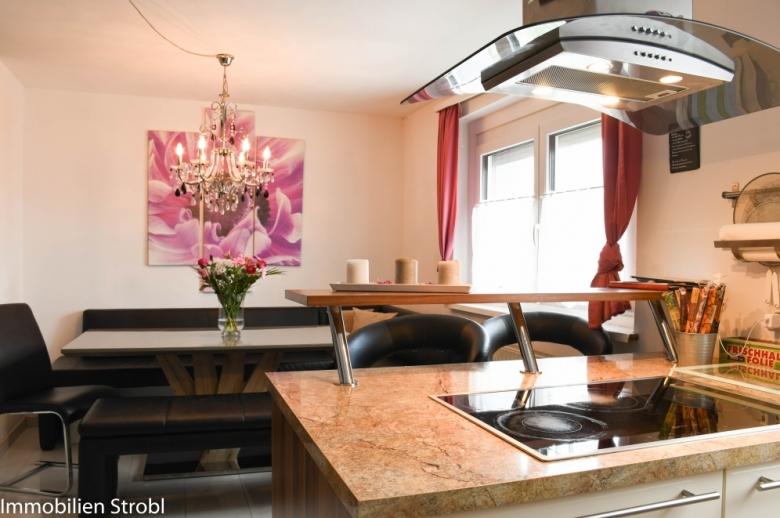 Grosse 3-Zimmer-Wohnung mit Terrasse in Wals bei Salzburg.