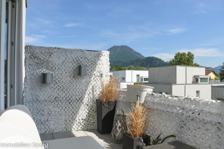 3-Zimmer-Dachgeschosswohnung in der Stadt Salzburg.